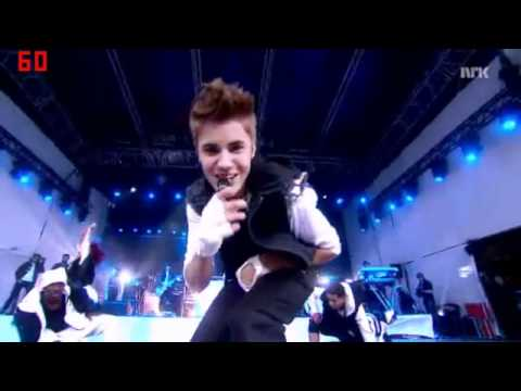 Justin Bieber - All Around The World Live Oslo, Norway