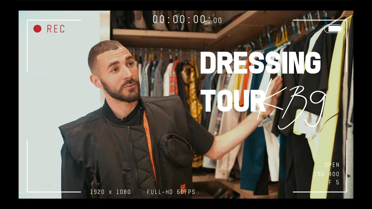 Épisode 4 : DRESSING TOUR KB9 | Karim Benzema