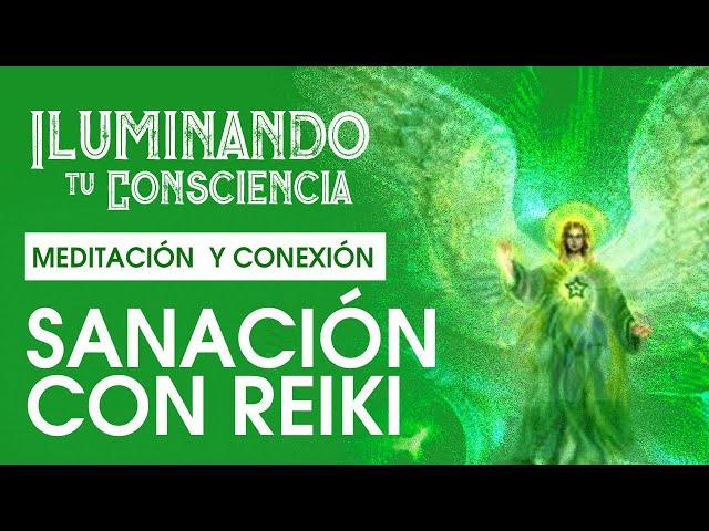 En conexión con Arcángel Rafael recibe Sanación para tu Alma.