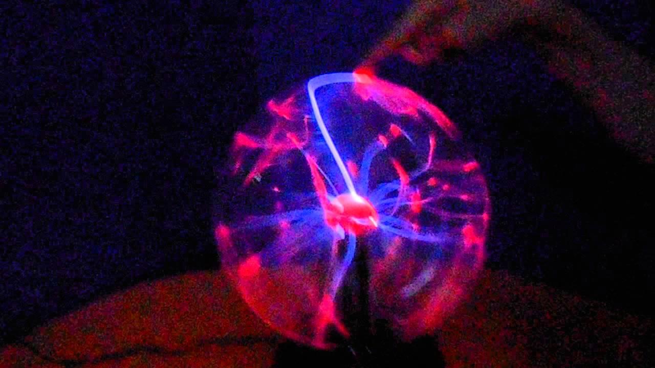Шар Теслы (Волшебство электричества) - YouTube