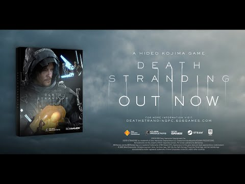 DEATH STRANDING PC Launch Trailer [ESRB M]