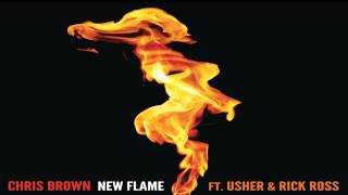 New Flame - Chris Brown ft Usher, Rick Ross (+ Download/Descarga Link)
