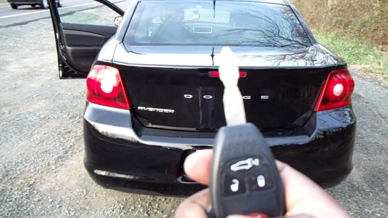 2010 DODGE AVENGER PROBLEM  YouTube
