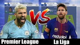 Premier League XI vs La Liga XI - FIFA 19 Experiment thumbnail