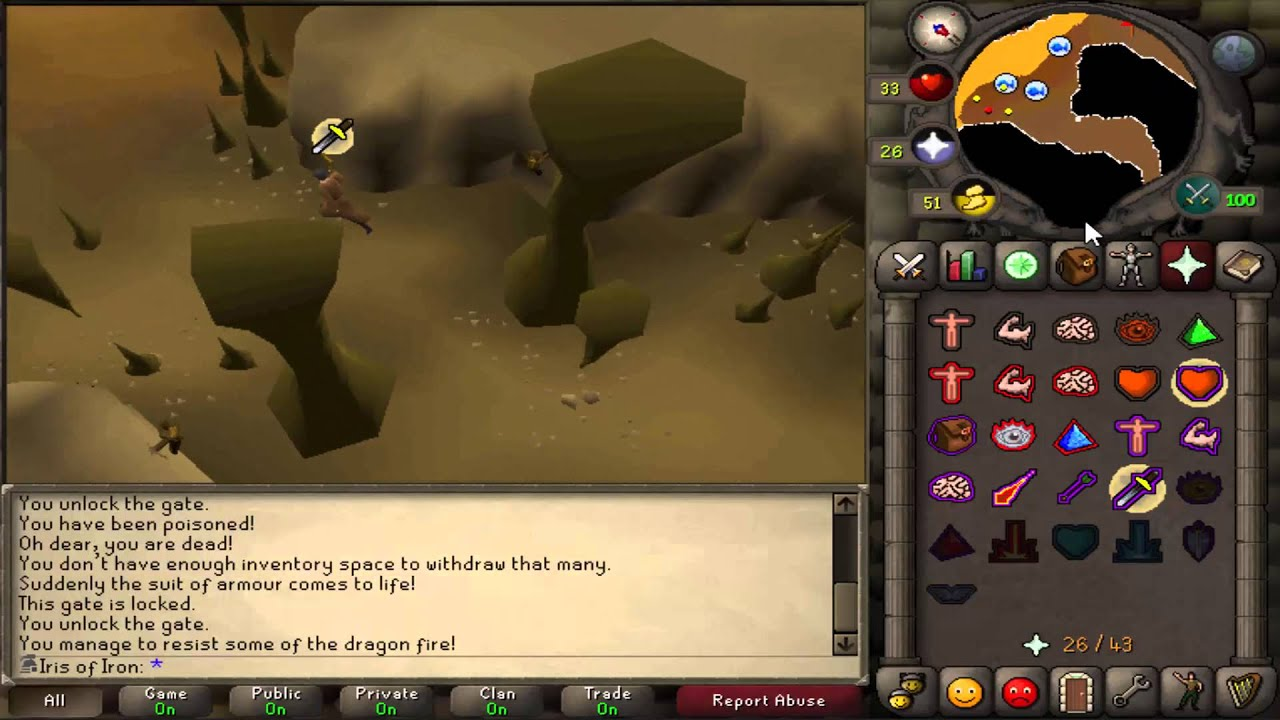 Osrs Water Orb Running Guide Youtube