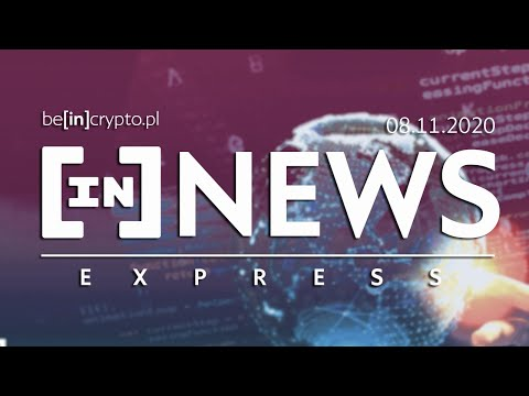 Hakerzy ukradli 8mld $, Twitter szaleje, Dominacja BTC - [in]NEWS Express - 8.11.2020