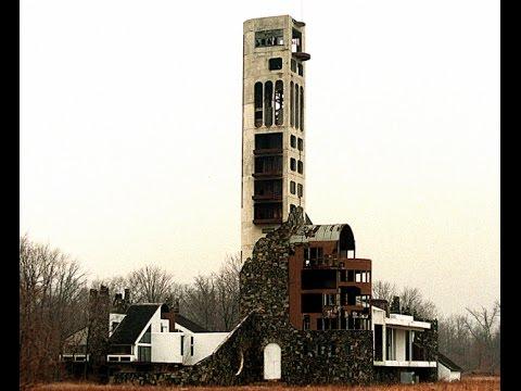 Abandoned: Hall's Tower in Mechanicsburg, Pennsylvania