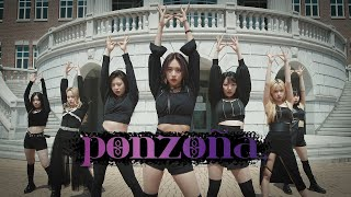[AB] 퍼플키스 Purple Kiss - Ponzona | 커버댄스 Dance Cover
