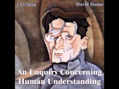 An Enquiry Concerning Human Understanding by David Hume (FULL Audiobook) - part (1 of 3)