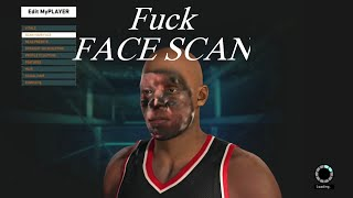 NBA2K15 Face Scan Fails - SO UGLY!!!!!!!!!!!!!!!!!!!!!!!!!!