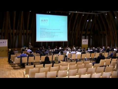International Art Industry Forum 2012 - New E-Models in the Art Business