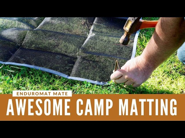 Review: Awesome Camping Mat!