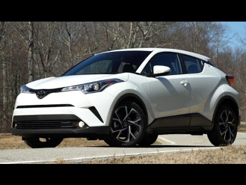 2018 Toyota C-HR Dynamic Release Date USA