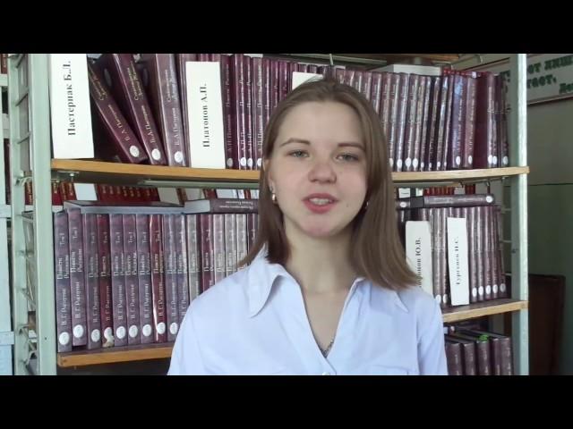 Изображение предпросмотра прочтения – АнастасияСтецкова читает произведение «Неохотно инесмело…» Ф.И.Тютчева