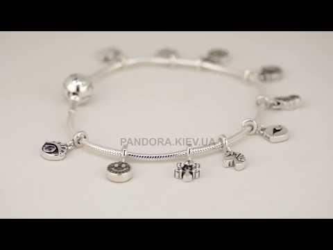 Pandora 💎 Коллекция «Pandora Me» 😱| Pandora.kiev.ua