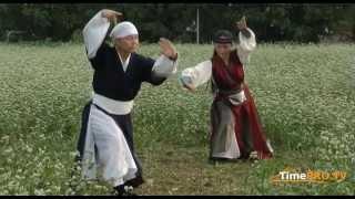 Kunmudo - war dance of the ancient Korean warriors / Kunmudo - ������ ����� ������� ��������� ������