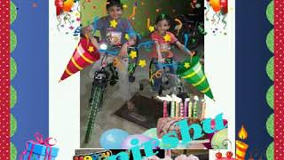 Nirsu birthday wishes 11/2/2007