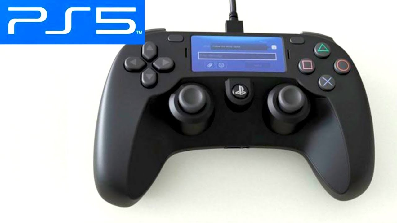 Ps5 Controller Leaked    Playstation 5