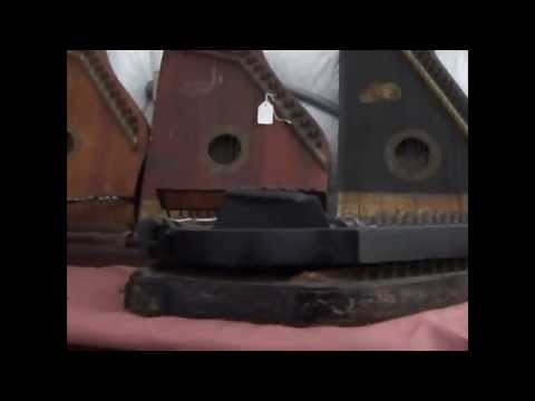 Check Out These Antique Musical Instruments