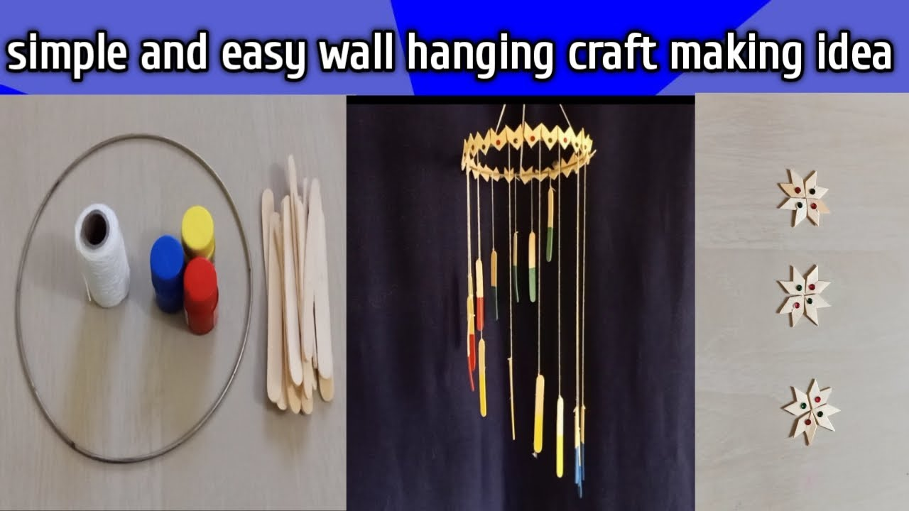 Simple and easy  craft