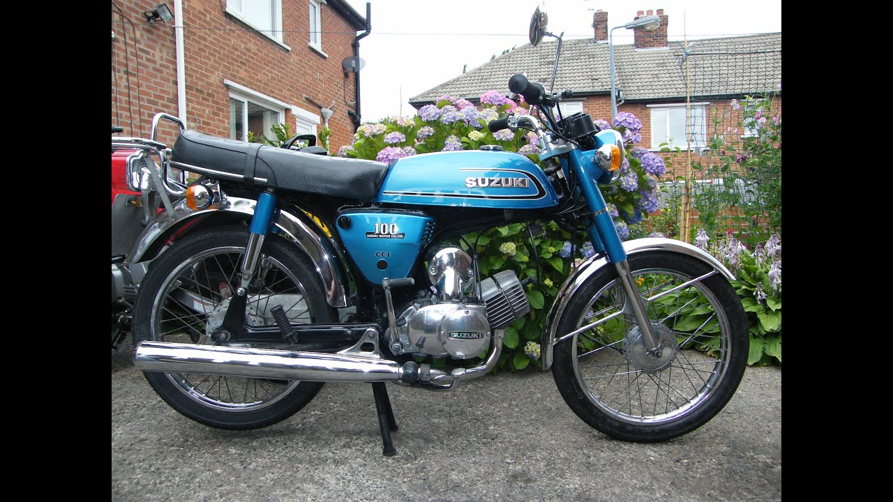 Suzuki A100 M 2 stroke Motor b...