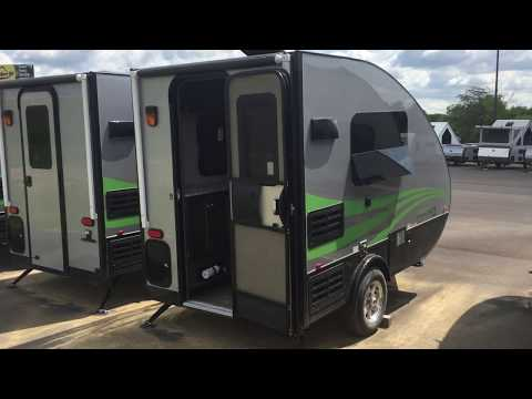 2018 Aliner Ascape: Firsthand Report | The Small Trailer