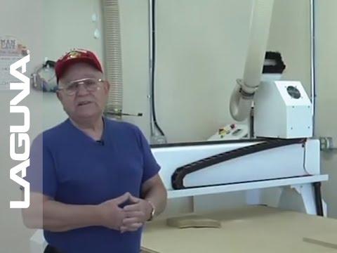 Corporal Willy Customer Story - Laguna Tools