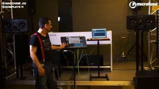 Highlights Maschine Jam & Komplete Day en Microfusa
