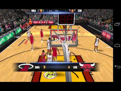 NBA 2K14 Android/ios Gameplay+DOWNLOAD LINK