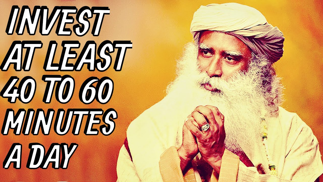 Download Sadhguru - Activate your Neurological System to a certain Level..