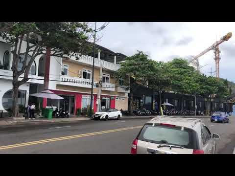 video outisde parking Soho