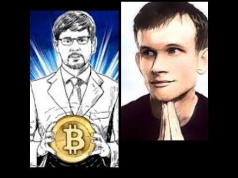 Vitalik Buterin Debates Gavin Andresen On Craig Wright Being Satoshi Nakamoto