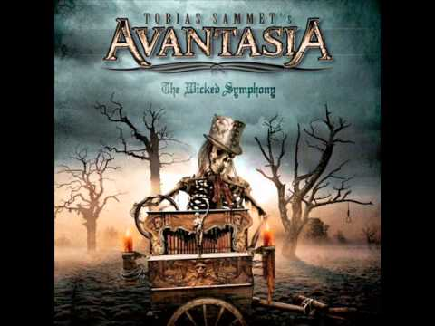 Avantasia - Blizzard On A Broken Mirror with Lyrics