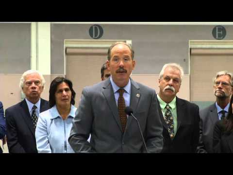 Mayor Richard J. Berry, City of Albuquerque    News Conference   11-6-15