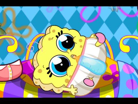 Bob Esponja y Patricio Bebes Juegos de Bebes en Espaol  YouTube