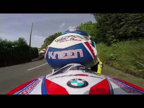 Isle of Man TT 2017 | Dan Kneen | BMW S1000RR | On Board