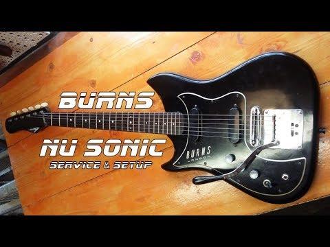 Burns Nu Sonic Service & Setup
