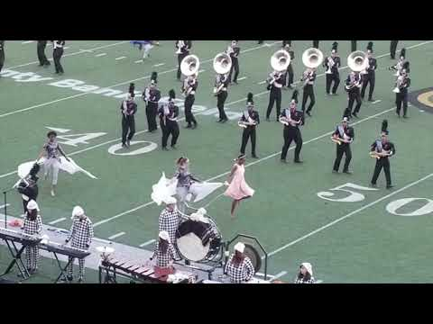 Zachary High School Marching Band - Oct. 27, 2018
