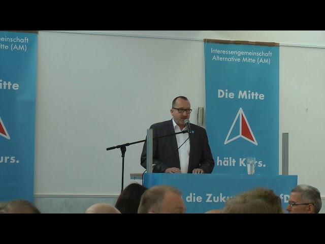 Jens Wilharm Alternative Mitte 22.04.2018