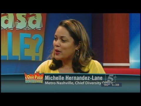 Que Pasa Nashville: Michelle Hernandez-Lane P.1