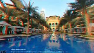 3D Virtual Tour of The Palace Hotel Downtown Dubai Burj Khalifa