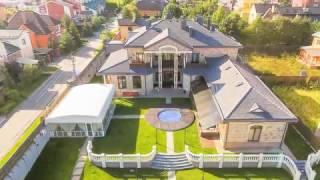 видео Коттеджи для свадьбы аренда