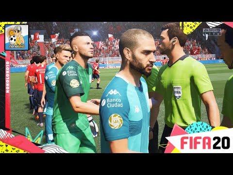FIFA 20 Gameplay - Racing Club Vs Independiente