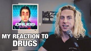 Metal Drummer Reacts: Drugs by Falling In Reverse