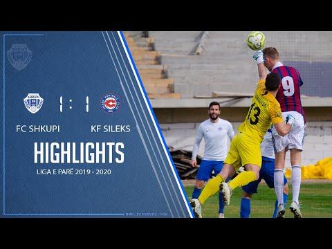 FC Shkupi VS KF Sileks 1-1 (1-0)