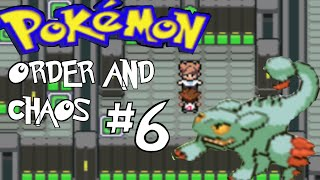 Pokemon Order and Chaos Episode 6 - Wyverex and the Psychic Gym Lassen