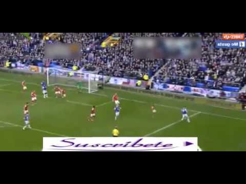 Everton VS Arsenal 06.04.2014  3-0
