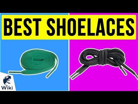 9 Best Shoelaces 2020