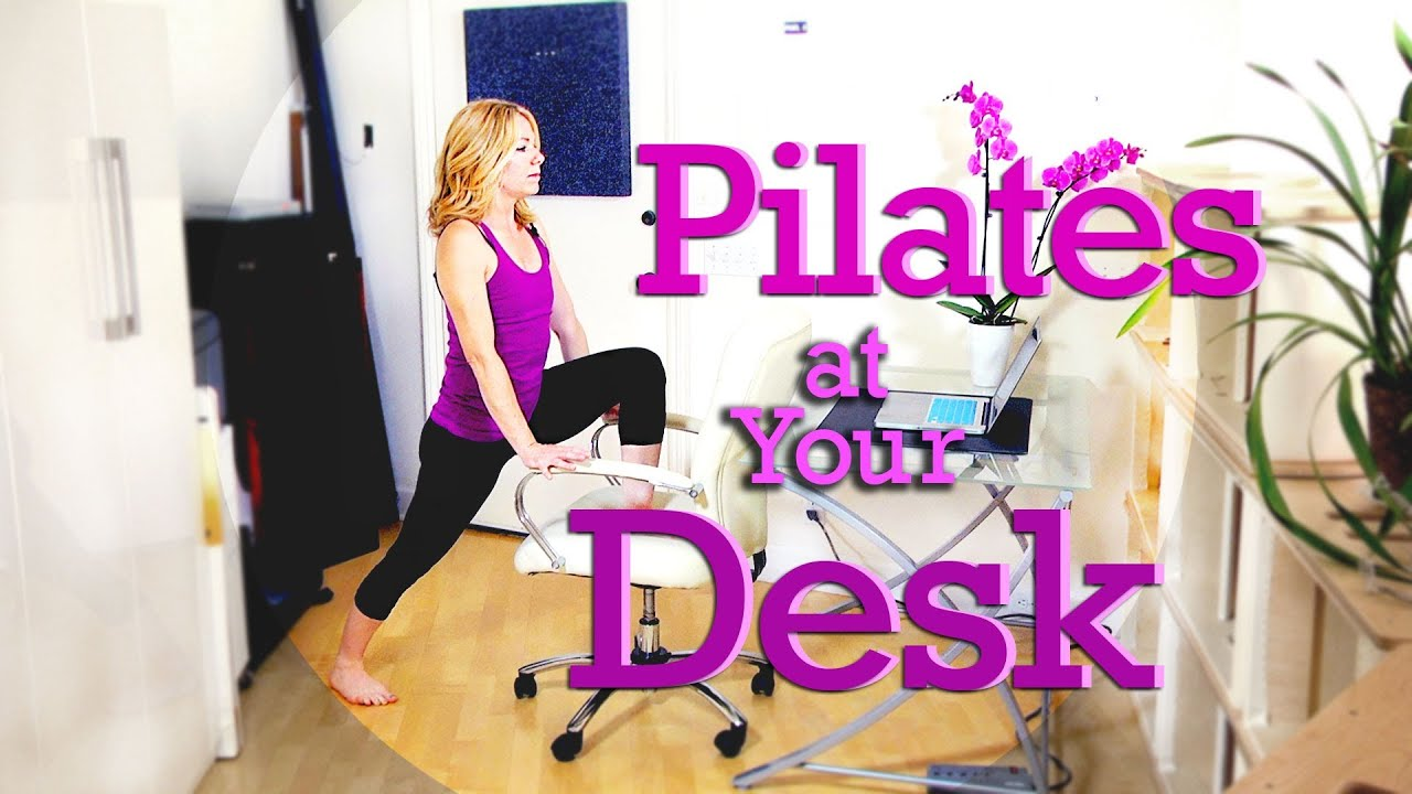 Pilates at your Desk