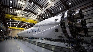 Space X to land Booster - CRS-6 - 04-12-2015